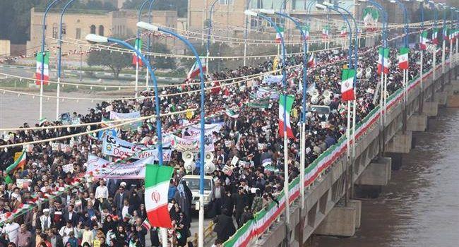 VIDEO. Milioni di iraniani per il 40° Anniversario della Rivoluzione islamica: 'Morte all'America' finché USA malvagi