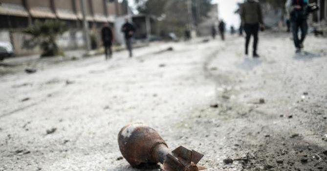 La Turchia bombarda la Siria per il quarto giorno consecutivo (nel silenzio dei media)