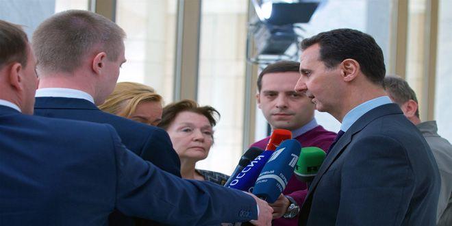 Assad sul piano degli Stati Uniti per Raqqa: Liberarla dall'ISIS, per darla a chi?