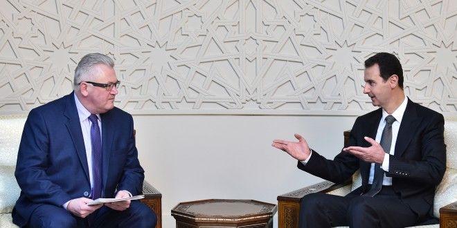 La Bielorussia ribadisce il suo sostegno alla Siria