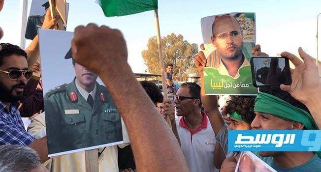 Foto. Manifestazioni a sostegno di Saif Gheddafi in 3 città libiche
