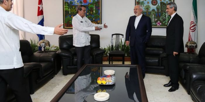 Iran: Per la nostra politica antimperialista saremo sempre al fianco di Cuba