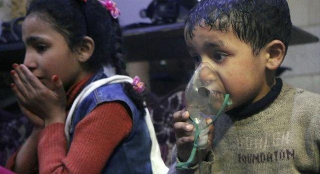 Il cloro nelle urine: l'ultima bufala dalla Siria di un regime mediatico alla disperazione