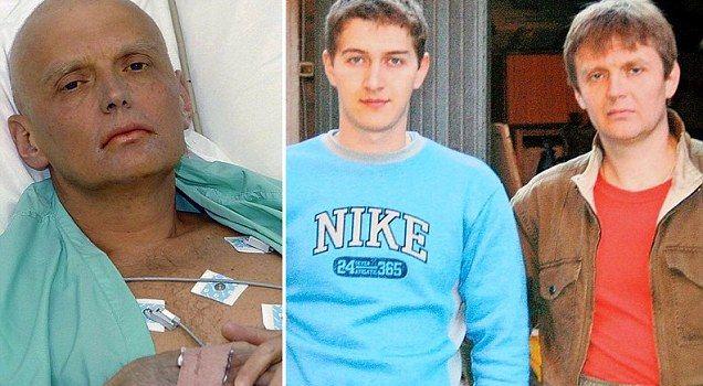 Maxim Litvinenko accusa i britannici: �Loro avevano pi� motivi per uccidere mio fratello�