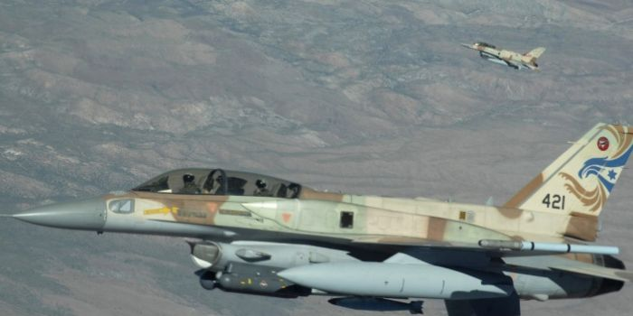 Israele corre in soccorso dell'Isis in Siria