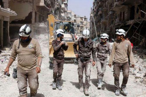 Misión Verdad - I Caschi Bianchi: l'ufficio stampa e propaganda di Al-Qaeda in Siria