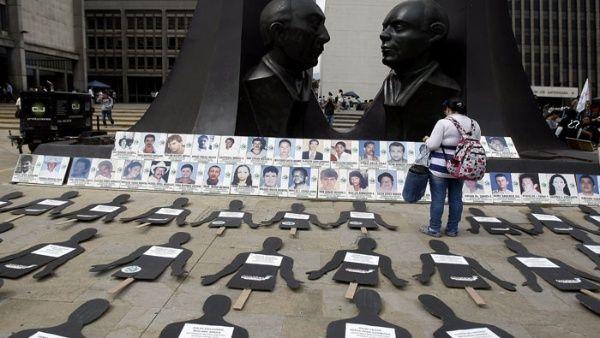 Mentre il mondo guarda al Venezuela aumentano i desaparecidos in Colombia
