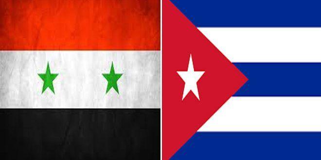 Cuba: Sosteniamo tutte le misure che possono rafforzare le relazioni con la Siria