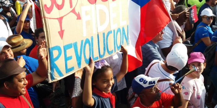 Cuba celebra la Giornata Internazionale dei Lavoratori