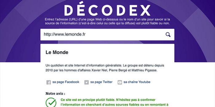 """Il sapore """"orwelliano"""" di Decodex, il motore di ricerca di Le Monde. Jacques Sapir"""