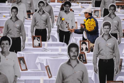 Menzogne dei fake media sul Venezuela mentre occultano che in Colombia sono morti 700 leader sociali nel 2018