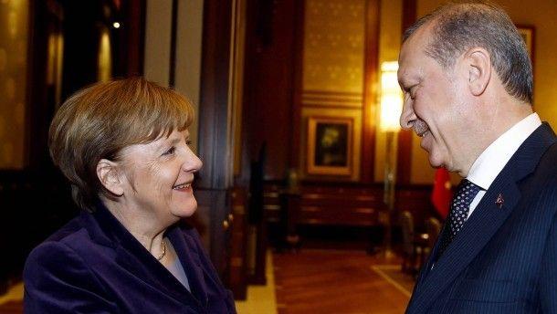 Erdogan vuole limitare la libert� di stampa non solo in Turchia ma anche in Germania