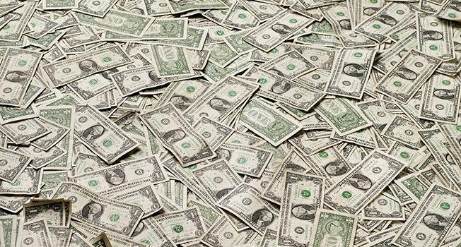 �Bruciati i dollari dell�ISIS�: un'altra bufala di Repubblica