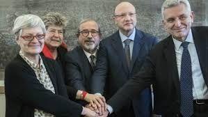 Cgil Cisl Uil più Confindustria: è nato il sindacato unico della vergogna