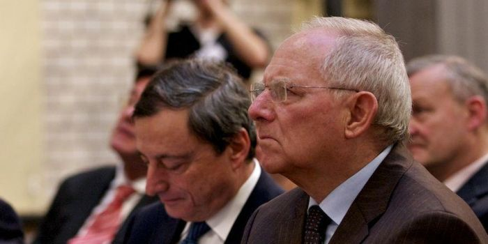 Ecco come Draghi ha permesso alla Deutsche Bank di imbrogliare negli ultimi stress test della Bce