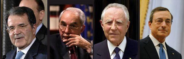 Per il dopo Napolitano, Renzi (o chi per lui) pensa a chi nel 1992 pianificò la distruzione dello Stato italiano
