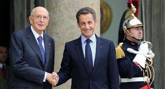 E Giorgio Napolitano quando pagherà per il crimine contro la Libia?