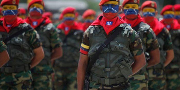 Risultati immagini per esercito venezuelano immagini