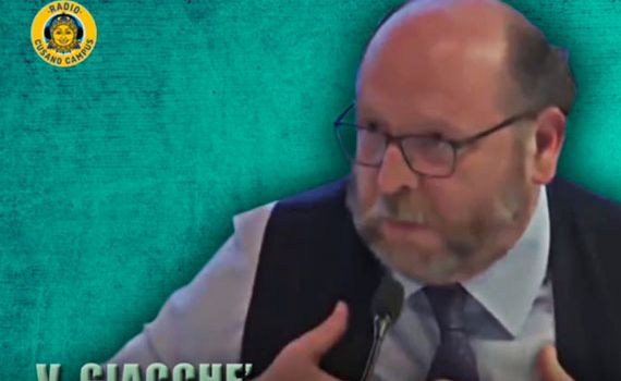 """Vladimiro Giacché:I gilet gialli sono il sintomo del malcontento europeo. Governo M5s-Lega? Pone un problema reale su Ue"""""""