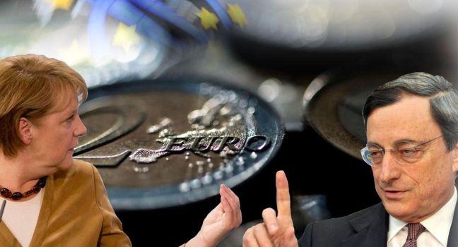 In Europa è tempo di Deficit Spending: il ticket Draghi-Merkel ha ...