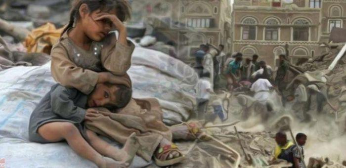 Ininterrotti crimini di guerra in Yemen dalla criminale coalizione saudita, in un vergognoso silenzio globale
