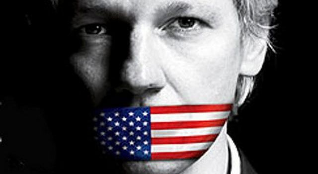 Risultato immagini per USA Assange immagini