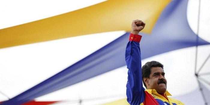 Le dodici vittorie del Presidente Maduro nel 2017