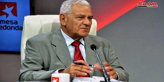 Giornalista cubano Leonel Nadal: le elezioni riflettono la forza delle istituzioni statali siriane