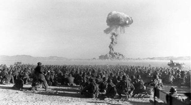 Quando gli USA usavano la bomba atomica contro i propri stessi cittadini!