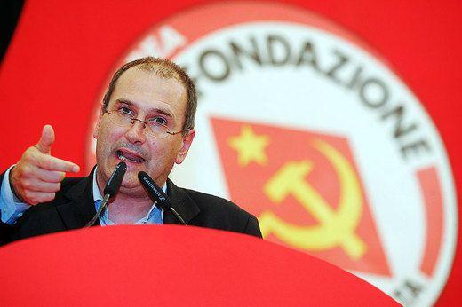 Paolo Ferrero, Rifondazione Comunista e le omissioni sulla Siria