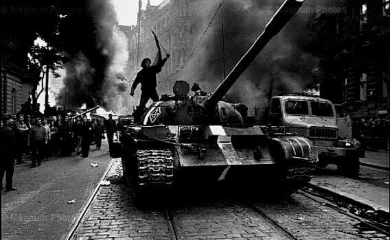 La Primavera di Praga? Evento precursore delle attuali primavere arabe o rivoluzioni colorate