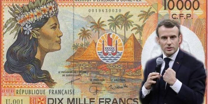 Sarà per questo che il Franco CFA non può essere neanche nominato?