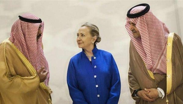 Principe saudita ammette: abbiamo finanziato oltre il 20% della campagna di Hillary!