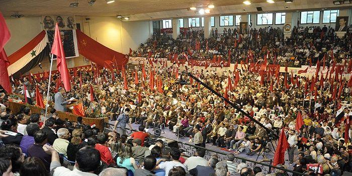Giovani Comunisti siriani: �La nostra lotta continua sempre!�