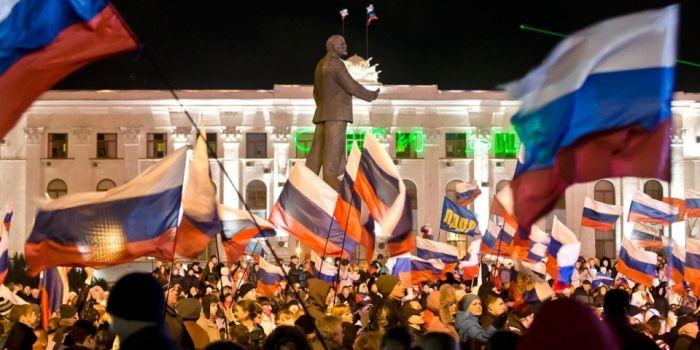 La Crimea ha riconfermato la propria fiducia nel presidente Putin