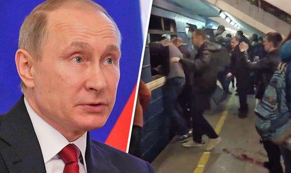 Le allusioni del Fatto Quotidiano sull'attentato di San Pietroburgo: è opera di Putin
