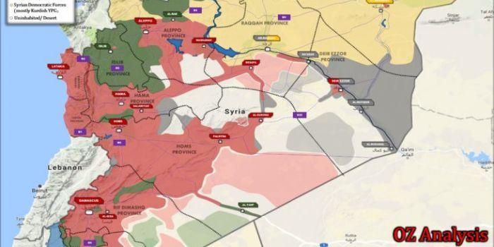 Le tre sconfitte di Siria