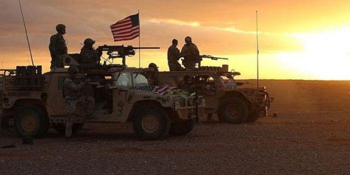 Gli USA addestrano milizie per espellere, con l'aiuto dei curdi, l'esercito siriano e IRGC iraniane dal confine tra Siria e Iraq