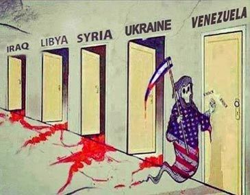 Attilio Boron: Tamburi di guerra in Venezuela