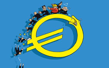 Risultati immagini per euro crisi