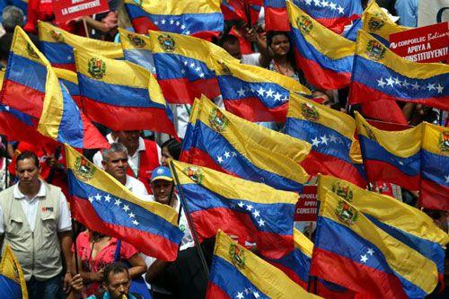 I Partiti Comunisti e Operai dell'Unione Europea contro l'aggressione alla Rivoluzione Bolivariana