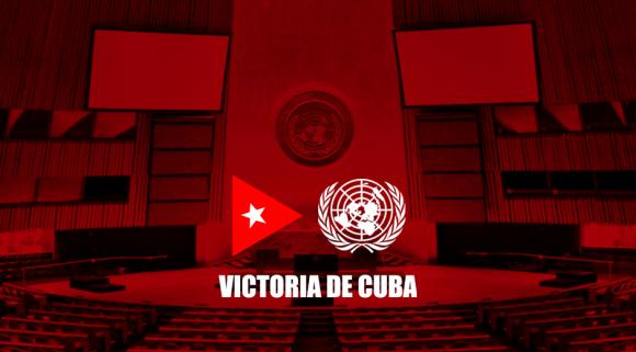 Il mondo condanna il bloqueo. Vittoria di Cuba all'ONU