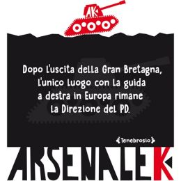 Arsenale K - La satira in tempo reale