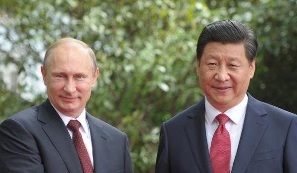 Russia e Cina hanno firmato il