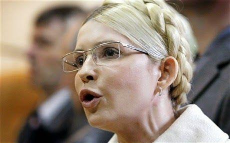 Ucraina. Gli 85 conti all'estero di Yulia Tymoshenko
