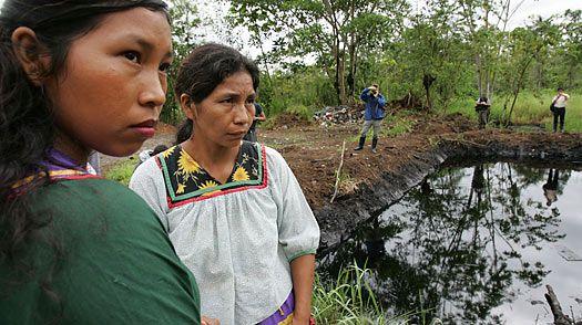 Chevron, la prima multinazionale condannata per crimini contro l'umanità?