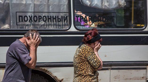 Russia apre procedimento penale per genocidio della popolazione nel sud est dell'Ucraina